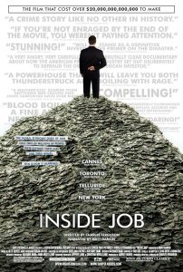 افلام عن البورصة Inside Job (2011)