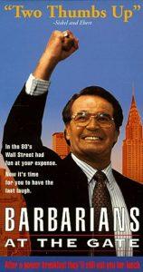 افلام عن البورصة Barbarians at the Gate (1993) -- True Story