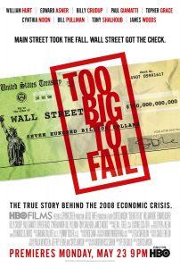 افلام عن التداول Too Big to Fail (2011) -- Finance Documentary
