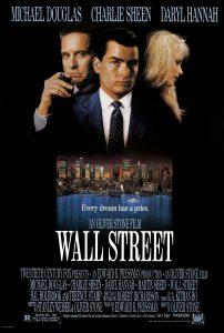 افلام عن البورصة Wall Street (1987) -- Stock Market Fiction