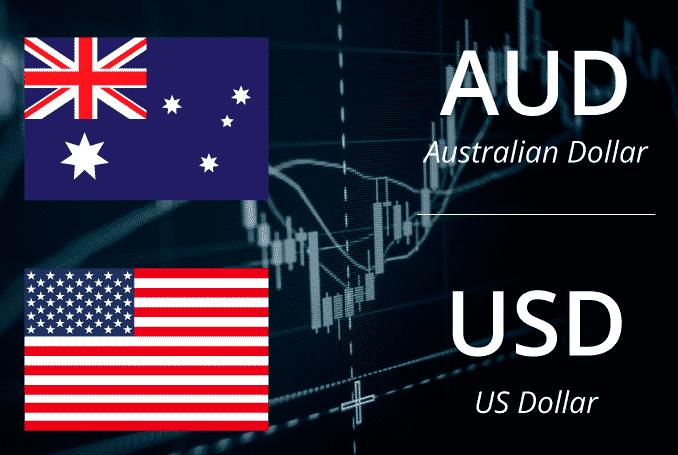 الدولار الاسترالي والدولار الامريكي