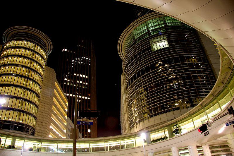 صورة لشركة Enron التى استغلها مدرينها فى النصب