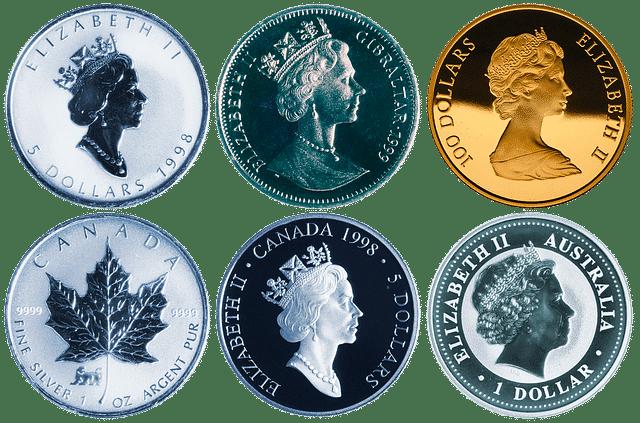 شكل الدولار الكندي